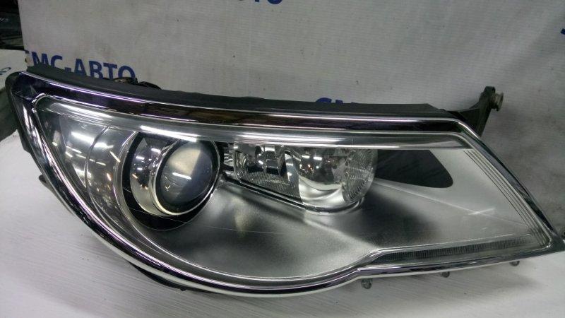 Фара адаптивный ксенон Volkswagen Tiguan 2.0T передняя правая