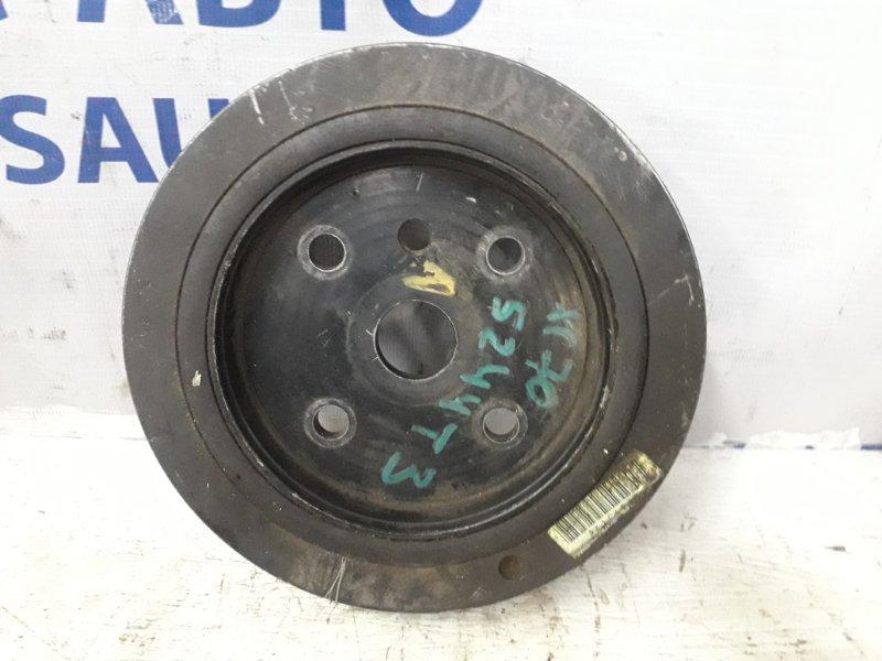 Шкив коленвала 1275930 31104839 Volvo S40 V40