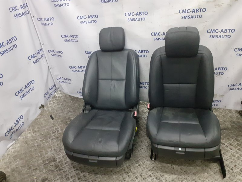 Салон Mercedes S-Klasse W221 5.5