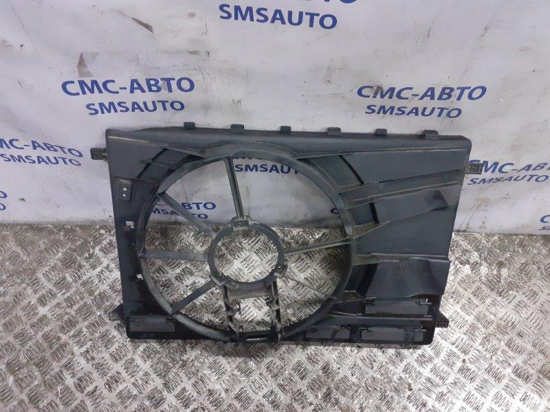 Диффузор вентилятора Volvo S80