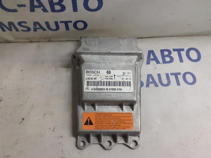 Блок управления air bag Mercedes R-Klasse W251 3.5