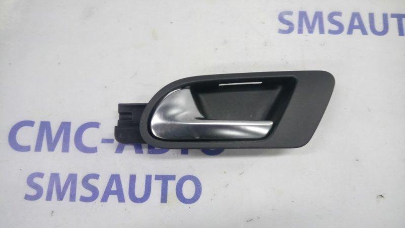 Ручка двери внутренняя Volkswagen Tiguan 2.0T передняя левая