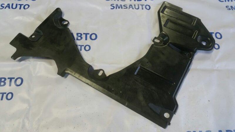 Защита днища Audi A8 S8 5.2 задняя левая