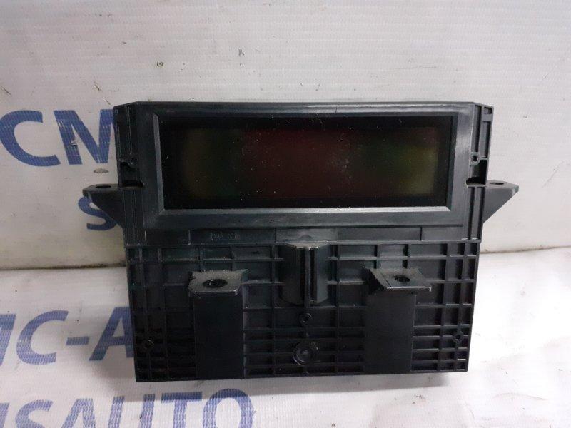 Дисплей информационный Volvo Xc60 ХС60 2.0T 2010