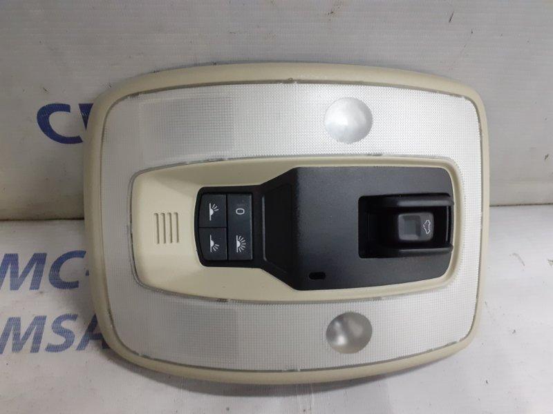 Плафон салона Volvo Xc60 ХС60 2.0T 2010 передний