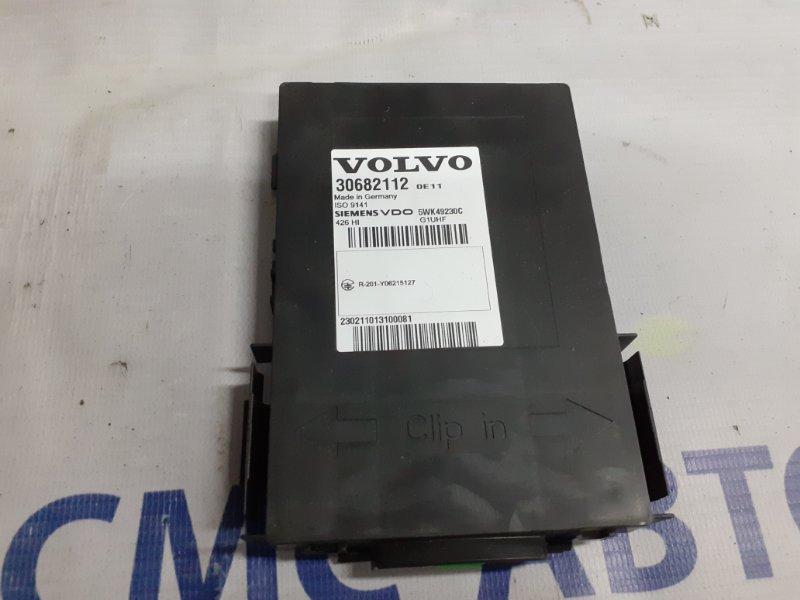 Блок безключевого доступа Volvo Xc60 ХС60 2.0T 2010