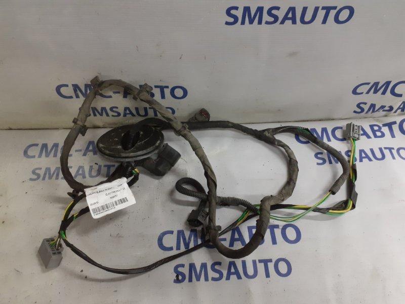 Жгут проводки Volvo Xc60 ХС60 2.0T 2010 задний левый