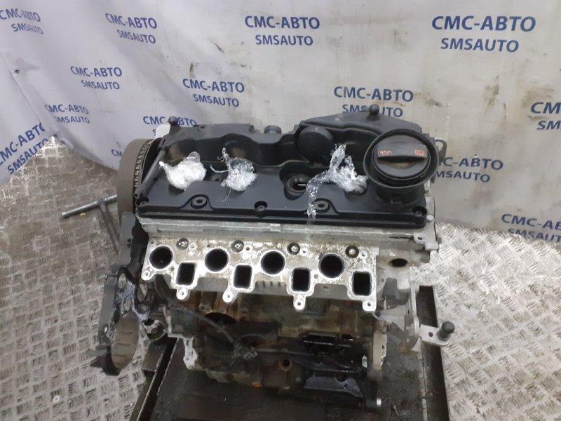 Двигатель Volkswagen Tiguan 2.0TD