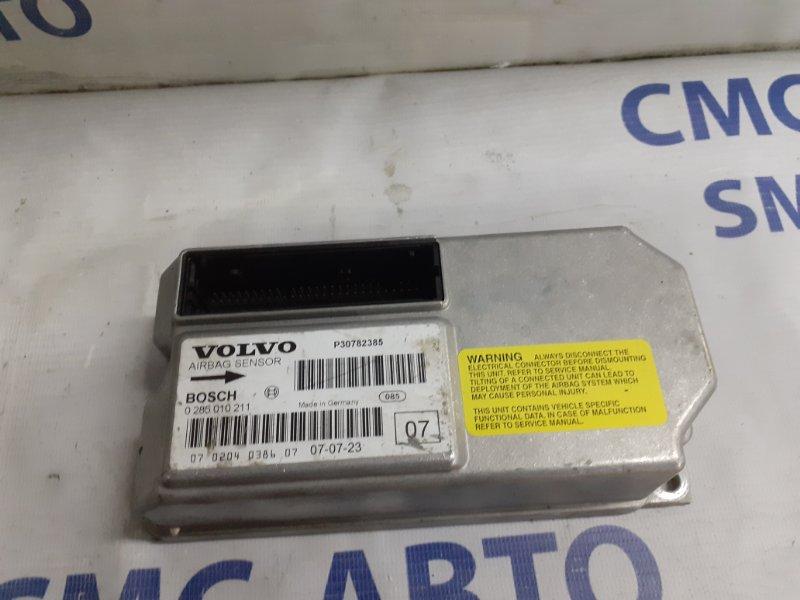Блок управления air bag Volvo S60 С60 2.4 2005