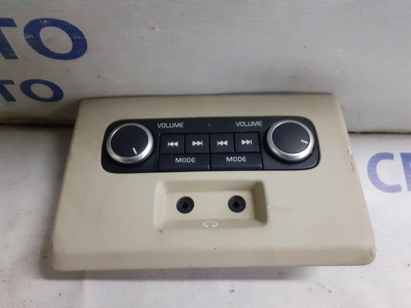 Блок управления сигнала магнитолы Volvo S80 С80 4.4 2007 задний