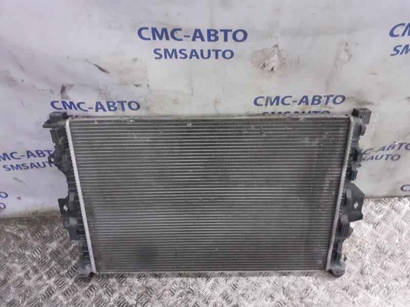 Радиатор охлаждения двс Volvo S80 С80 4.4 2007