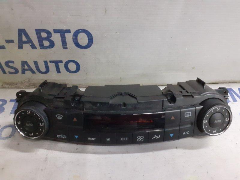 Блок управления климатом Mercedes Cls-Klasse W219 5.0