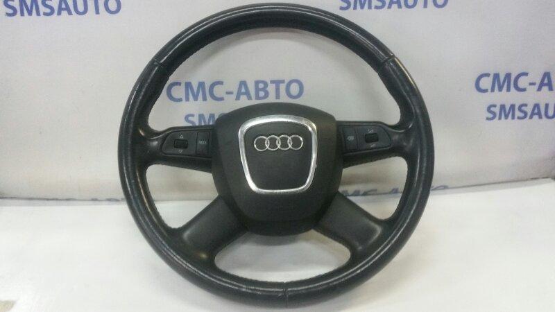 Руль Audi A6 C6 3.2 2005