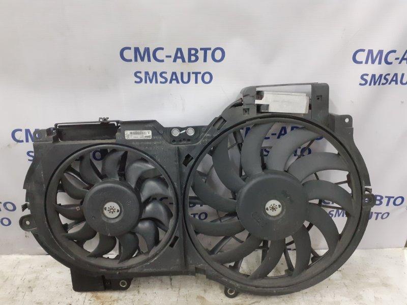 Вентилятор системы охлаждения Audi A6 C6 3.2 2005