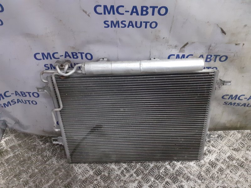Радиатор кондиционера Mercedes Cls-Klasse W219 5.0