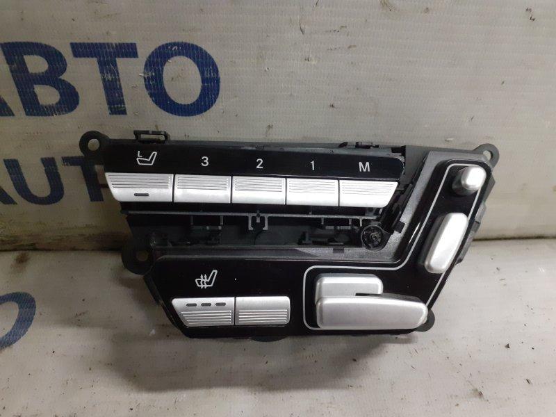 Блок управления сиденьем Mercedes S-Klasse W221 5.5 передний правый