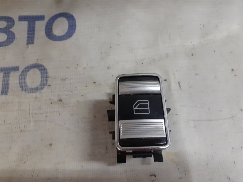 Кнопка стеклоподъемника Mercedes S-Klasse W221 5.5 передняя правая