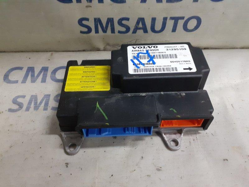 Блок управления air bag Volvo C30 С30 2.0 2010