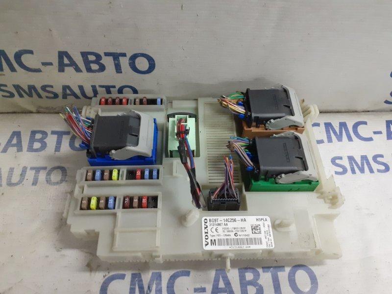 Cem центральный электронный модуль Volvo S80 С80 2.0T