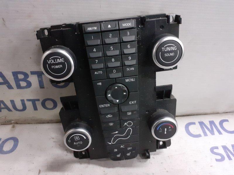 Блок управления климатом Volvo C30 С30 2.0 2010