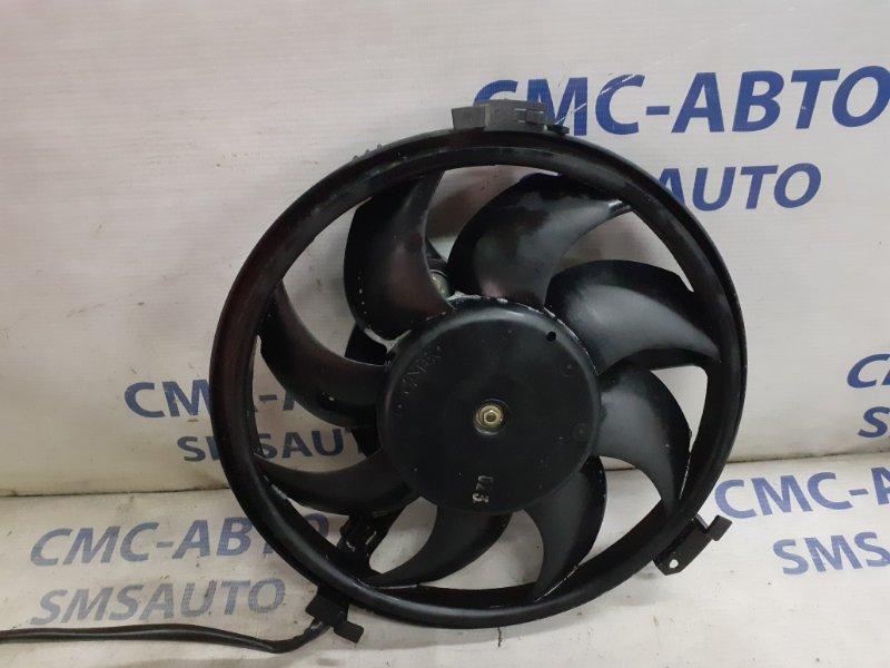 Вентилятор системы охлаждения Audi Allroad C5 2.7T