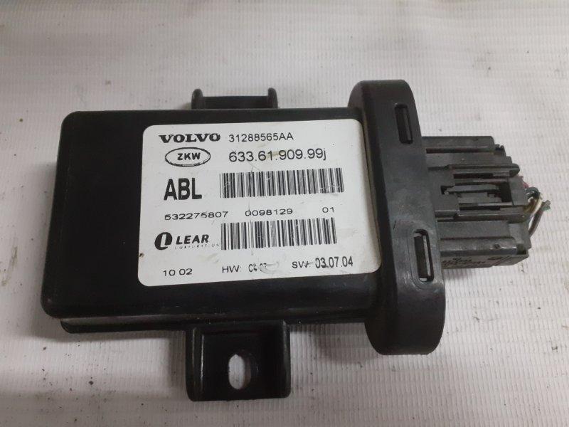 Блок управления светом Volvo S80 С80 3.0T 2008