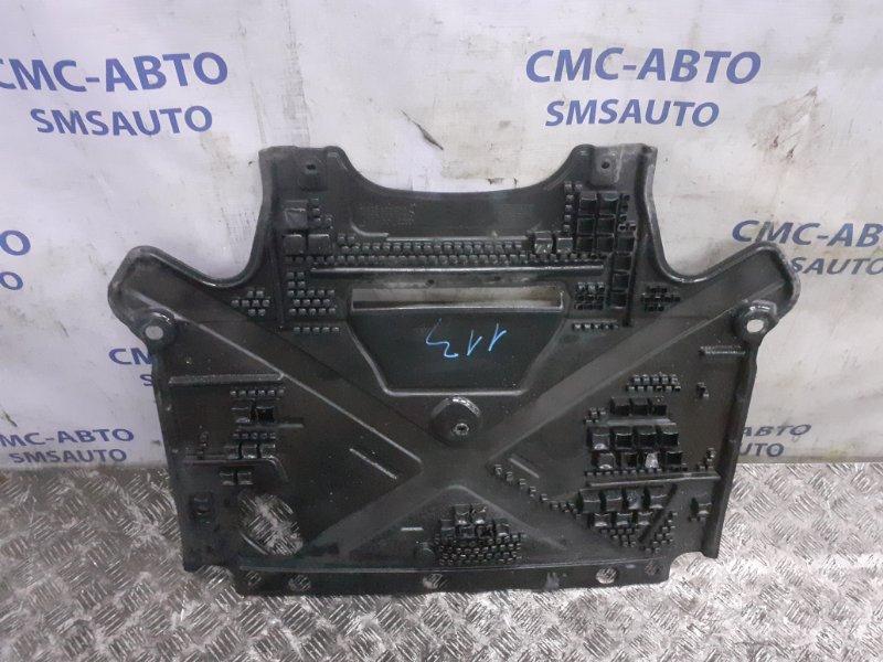 Защита акпп Audi A4 8K 3.2