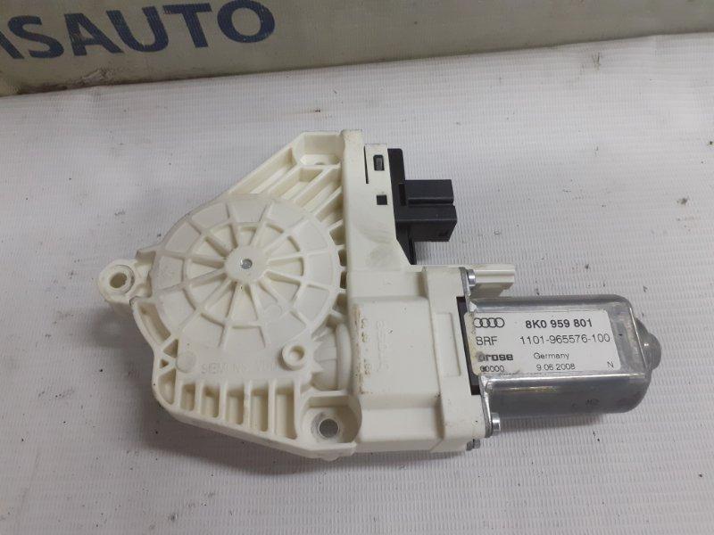 Моторчик стеклоподъемника Audi A4 8K 3.2