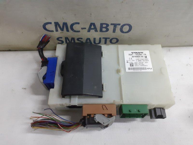 Cem центральный электронный модуль Volvo Xc60 ХС60 2.4D
