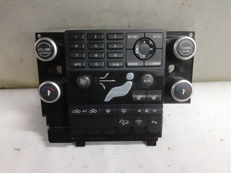 Блок управления климатом Volvo Xc60 ХС60 2.4D