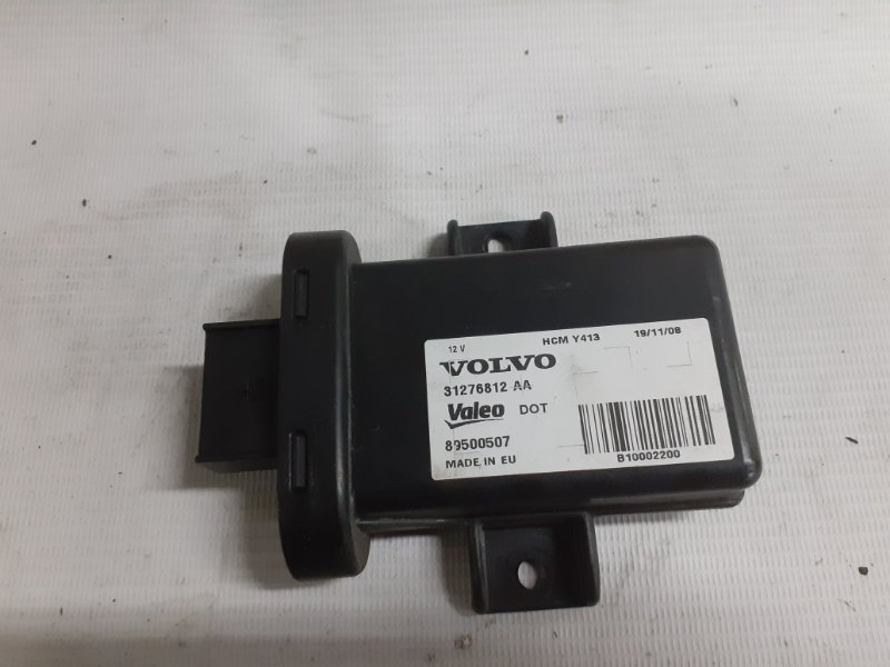 Блок управления светом Volvo Xc60 ХС60 2.4D