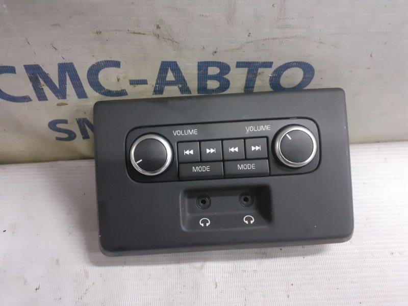 Блок управления сигнала магнитолы Volvo S80 С80 3.0T 2008