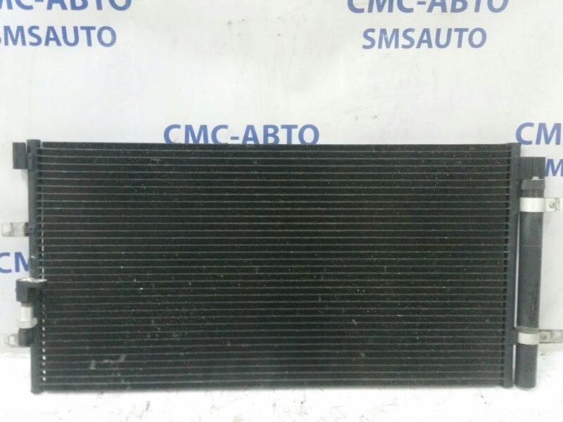 Радиатор кондиционера Audi A4 8K 3.2