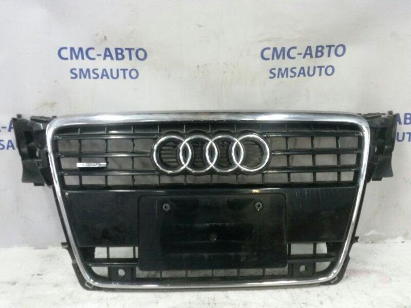Решетка радиатора Audi A4 8K 3.2