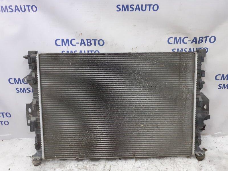 Радиатор охлаждения двс Volvo S80 С80 3.0T 2008