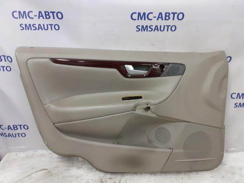 Обшивка двери Volvo Xc70 2001 передняя левая
