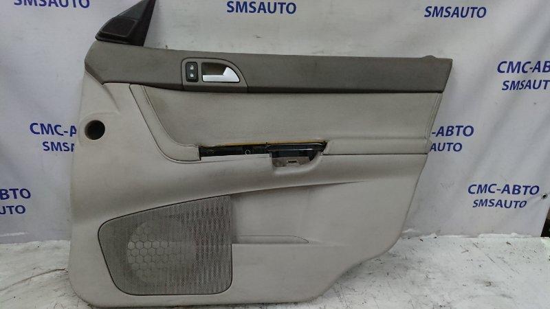 Обшивка двери Volvo S40 2005 передняя правая
