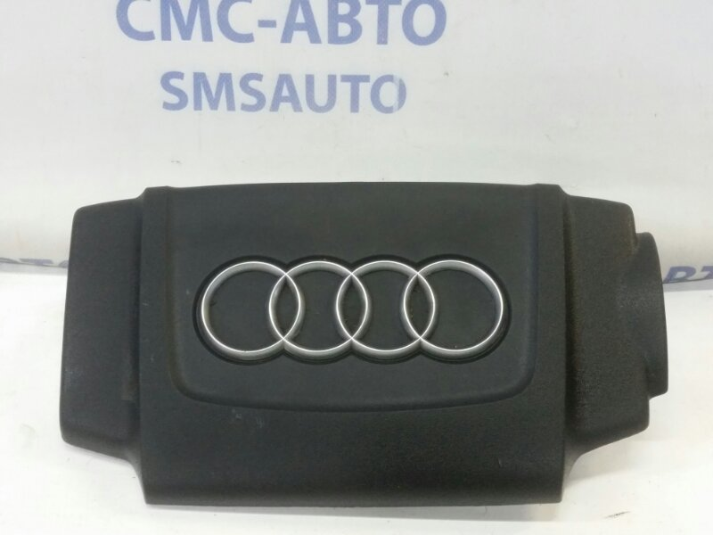 Накладка двс Audi A6 C6 2.8