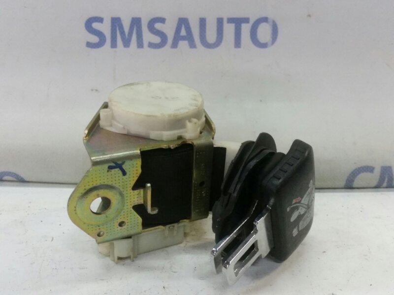 Ремень безопасности Volkswagen Touran 1.4TFSI BMY 2005 задний левый