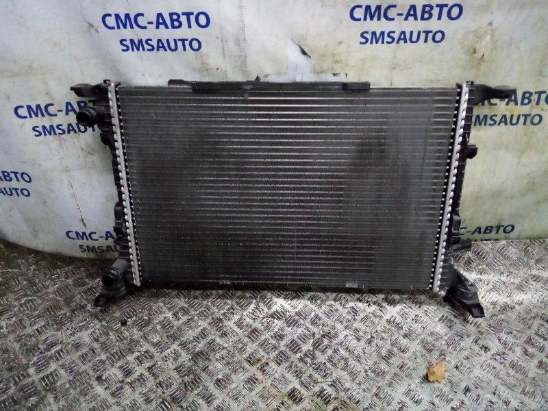 Радиатор охлаждения двс Audi A5 2.0T