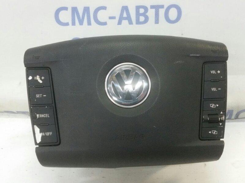 Крышка подушки безопасности Volkswagen Touareg 3.6FSI BHK