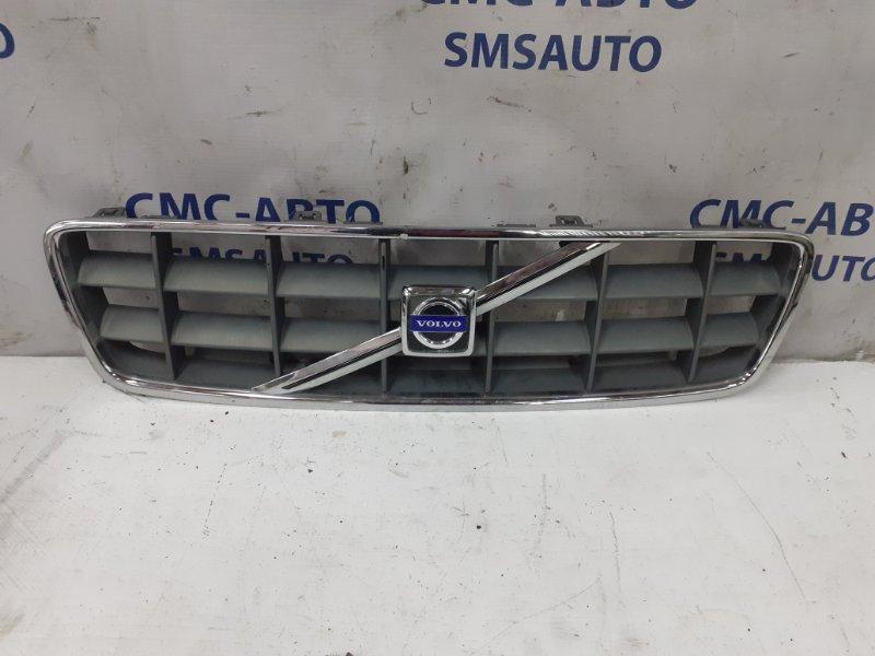 Решетка радиатора Volvo Xc70 ХС70 2.5T 2005