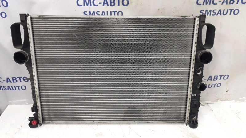 Радиатор охлаждения двс Mercedes E-Klasse W211 2.5 2007
