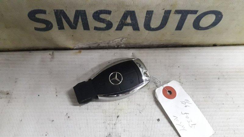 Ключ зажигания Mercedes E-Klasse W211 2.5 2007