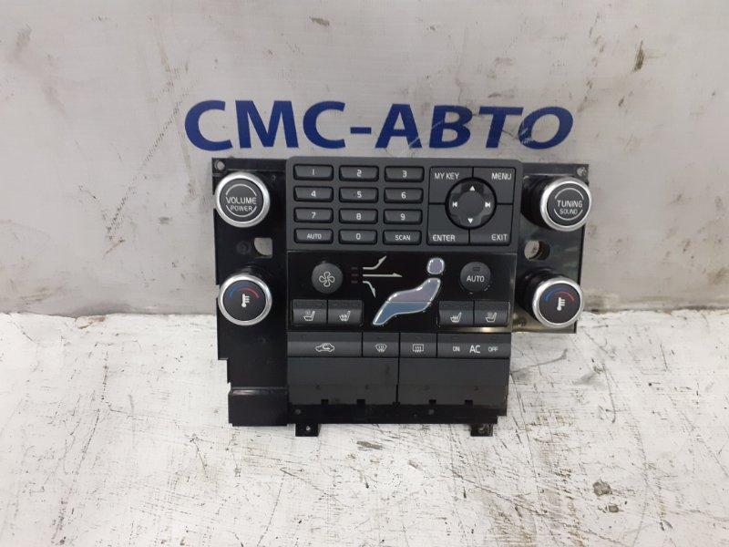 Блок управления климатом Volvo S80 С80 2.5T 2008