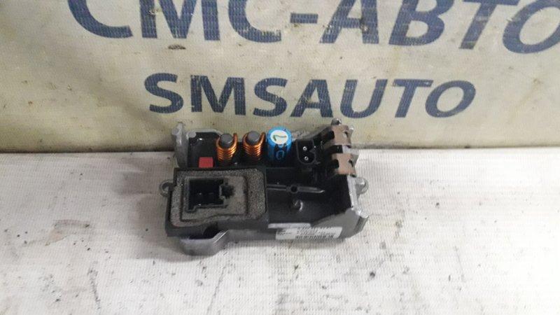 Резистор отопителя Mercedes E-Class W211 2.5 2007