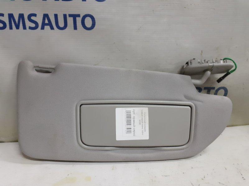 Козырек солнцезащитный Volvo Xc90 2002 правый