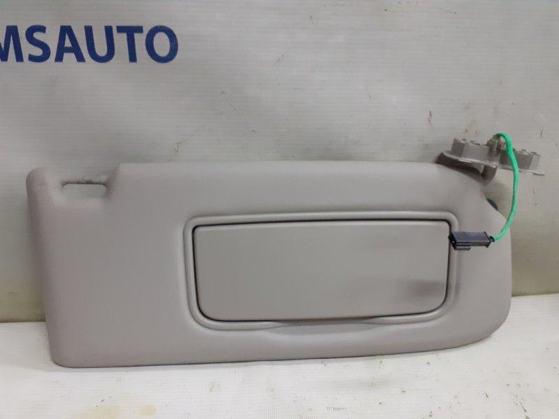 Козырек солнцезащитный Volvo S40 2005 правый