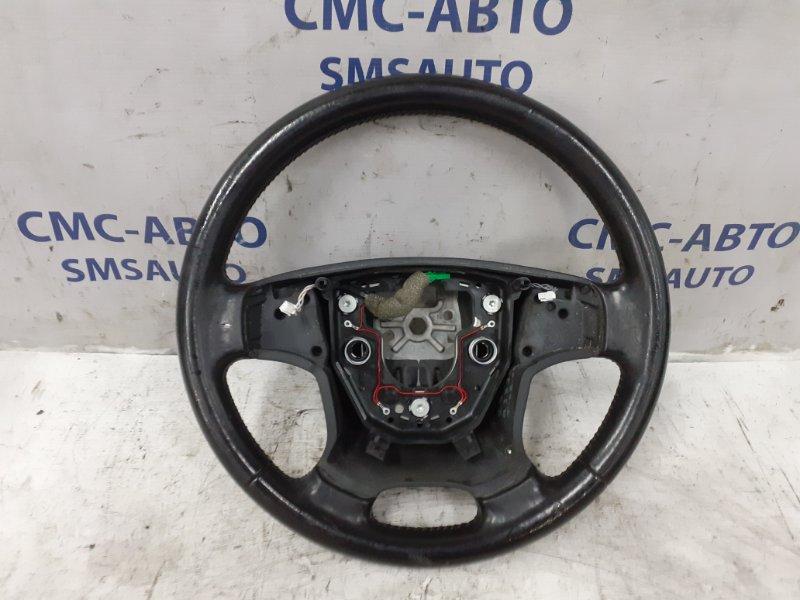 Руль Volvo Xc60 ХС60 2.4D
