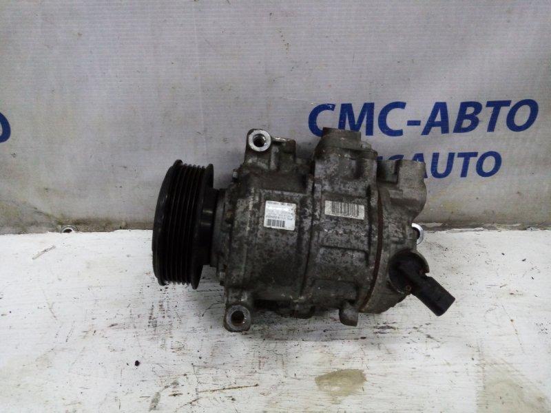 Компрессор кондиционера Audi A5 2.0T